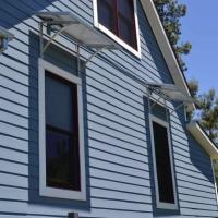 Single panel over windows