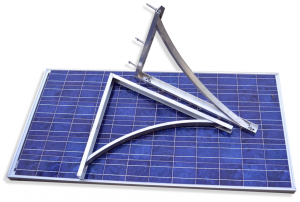 Solar Awning Bracket Pv Shade Structure Store Front Windows